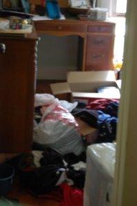 Isaac's room